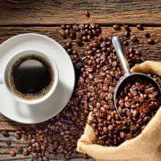 peminum kopi