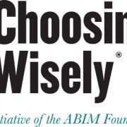 Choosing Wisely
