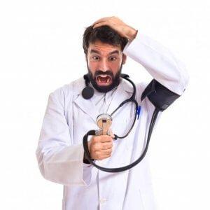 dokter stress
