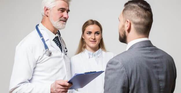 diskusi pasien dokter