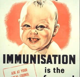 poster difteri