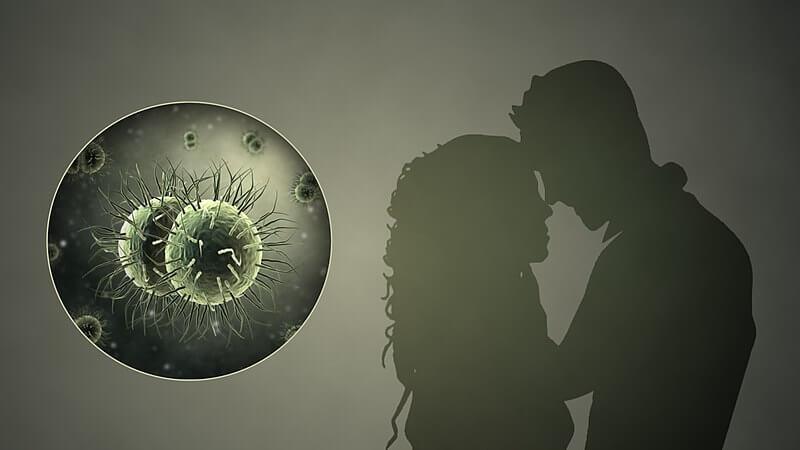 Ilustrasi Gonore sebagai Infeksi Menular Seksual