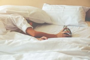 posisi tidur telungkup