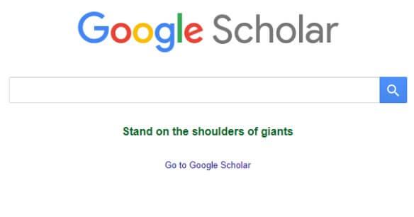 pencarian literatur kedokteran dengan google scholar