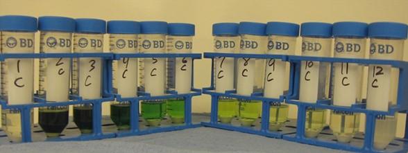 pemeriksaan paraquat urin