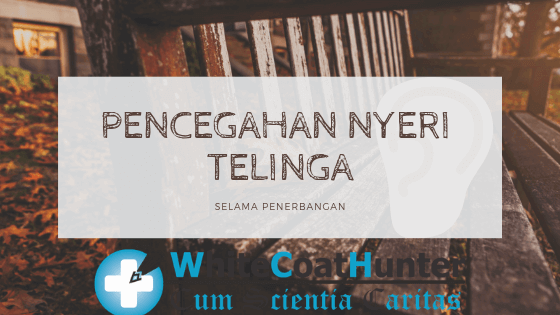 Featured Picture Nyeri Telinga Selama Penerbangan