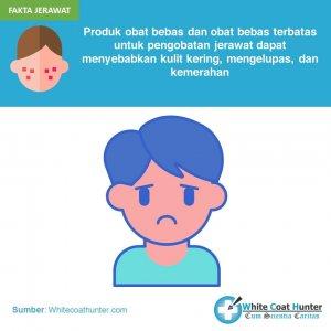 Efek samping pengobatan konvensional jerawat