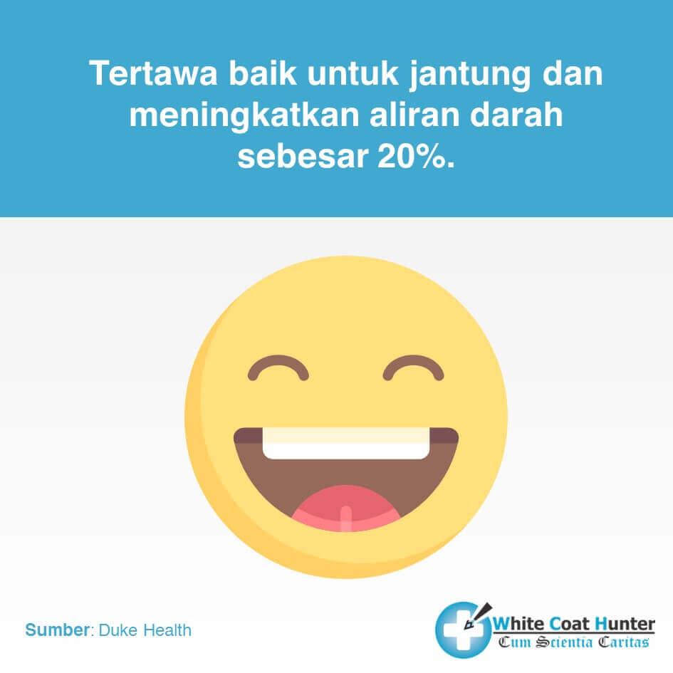 Fakta Kesehatan Tentang Tertawa