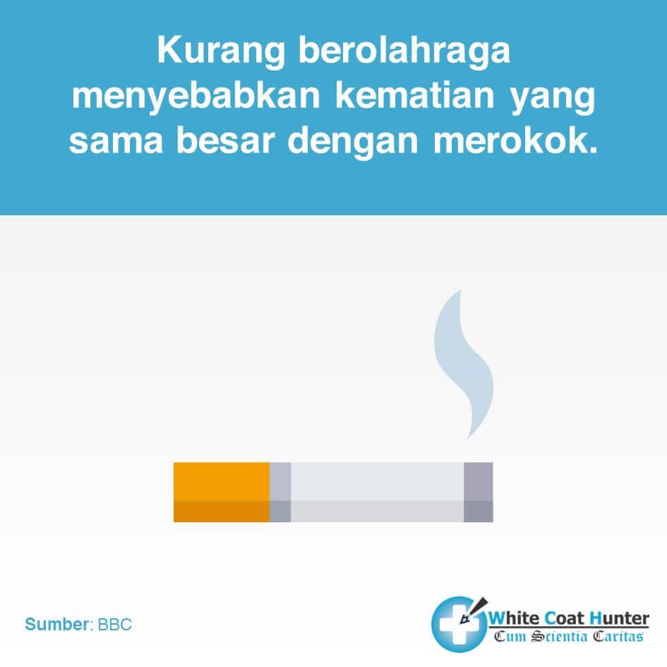 Merokok membunuh mu