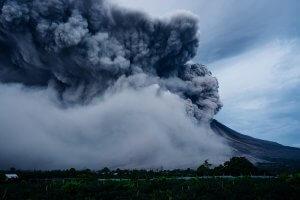 Erupsi Gunung Api