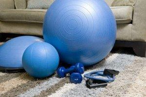 Perawatan Mandiri dengan Aktivitas Fisik
