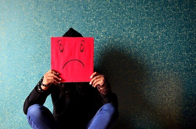 Pikiran Negatif membuat Sedih