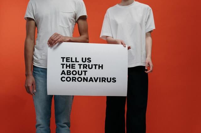 Fakta Berita Covid-19