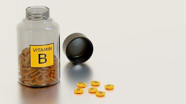 Ilustrasi Suplemen Vitamin B